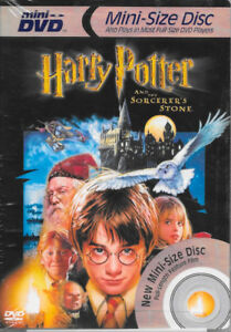 Harry Potter and the Sorcerer's Stone Brand New, Sealed Mini DVD
