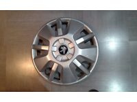 Peugeot boxer 15 inch wheel trims