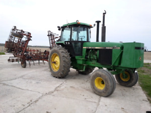 Custom Tillage- Plowing, Cultivating, Land Levelling