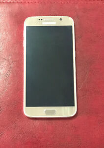 Gold Samsung Galaxy S6 for Sale!