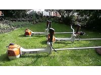 x3 STIHL FS410C STRIMMERS FOR SALE!!!!