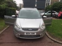 Pco uber ready ford galaxy 2014 no deposit weekly rent £130