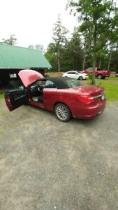 2012 Chrysler Sebring Convertible