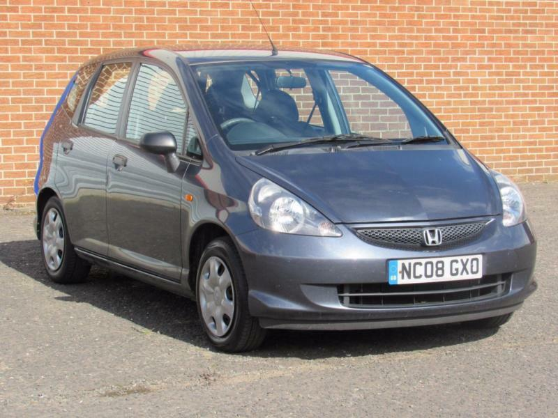 2008/08 Honda Jazz 1.2i-DSI S, 12 MONTHS COMPREHENSIVE WARRANTY