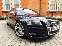2009 Audi S8 5.2 FSI V10 Quattro *S line*FACELIFT**FULLY LOADED**FULL AUDI HISTORY**S5 S7 S3 S4