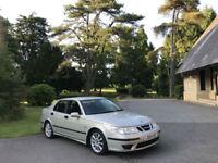2005/55 Saab 9-5 2.0 Turbo Auto Vector Sport 4 Door Saloon Silver