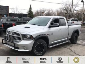 2013 RAM 1500 Sport AIR CONDITIONING! CRUISE CONTROL! LEATHER...
