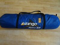 3 Person Tent - Vango Alpha 300