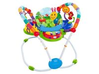3 in 1 cosatto and baby einstine jumparoo for sale.