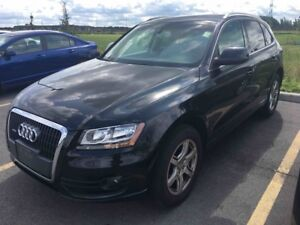 2011 Audi Q5 2.0L PREMIUM PLUS, LEATHER HEATED SEATS, SUNROOF,