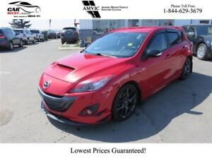 2013 Mazda MazdaSpeed3 SPEED | AWESOME UPGRADES | LOW KMS