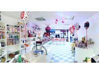 Dessert Parlour/Sweet Shop Business for Sale
