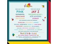 3x V Festival Weekend Camping Tickets - ESSEX