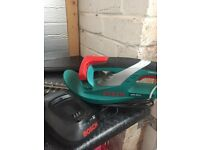 Bosch cordless hedge cutter NEW WITHOUT BATTERY