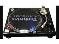 Technics mk5g turntable