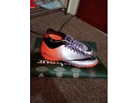 Nike Mercurial Football boots for turf