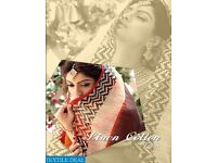 LIFESTYLE LINEN COTTON VOL-3 WHOLESALE COTTON PRINTED SAREE