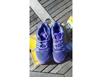 Brand new Ladies Karrimor running shoes size 4.