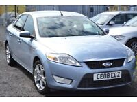 2008 FORD MONDEO 2.0 TDCI ZETEC 140 6 SPEED - IMMACULATE CONDITION LOW MILEAGE