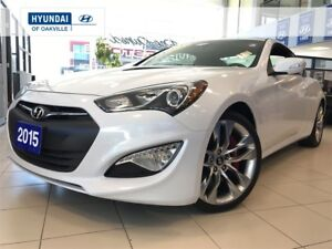 2015 Hyundai Genesis Coupe GT 3.8L | A/T | NAVI | CAM | LEATHER