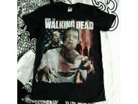 OFFICIAL the walking dead t-shirt