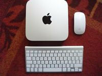 Apple MacMini with SSD and High Spec