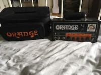 Orange Jim Root head -PRICE REDUCED