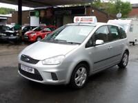 Ford C-MAX Style 2007/57 1.8cc Petrol Manual Low Miles Fantantic Family MPV
