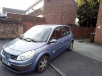 Renault scenic 2006. 1.6 automatic 34000 on clock!!!!
