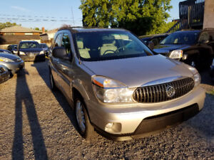 2006 BUICK RENDEZVOUS,SUV CROSSOVER