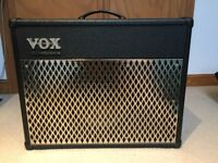 VOX AD50VT Valvetronix 50W modeling guitar amplifier with footswitch