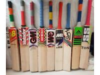 Cricket Bats Brand new English willow ORIGINAL END SEASON SALE Great Ready to Play CHEAP OFFERS NICE