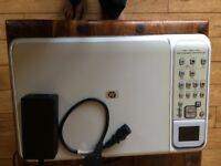 PHOTOSMART 3 in 1 printer, scanner & copier