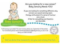 Baby Sensory Franchise (Stamford and District)