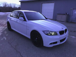 2009 BMW 335i X Drive M Package