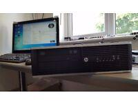 HP 6200 Elite i5 2100 3.1GHz 4GB DDR3 500GB HDD WINDOWS 7 Pro