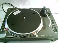 old technics 1210 mk2 turntables wanted