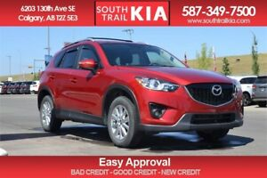 2015 Mazda CX-5 GS SUNROOF BLUE TOOTH SKYACTIV