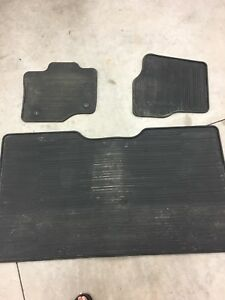 Ford F-150 Rubber Mats