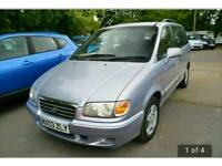 Hyundai trajet very reliable 7 seater