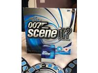 Scene It 007 Edition The DVD Game