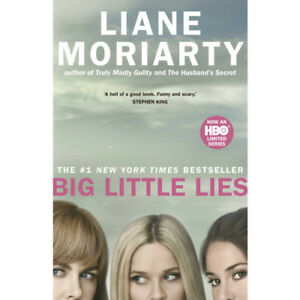 Big Little Lies by Liane Moriarty ($10)