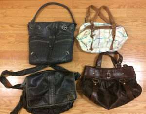 Purses and school bags all brand new condition