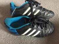 Boys size 11 adidas trainers