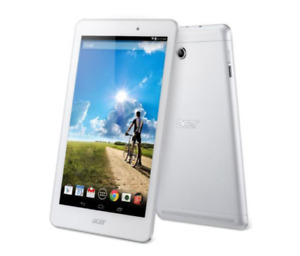 """Acer Iconia A1-840 HD, 8"""" Tablet, 16GB, WiFi - Silver"""