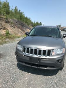 2011 Jeep Compass North Edition SUV certified + warranty