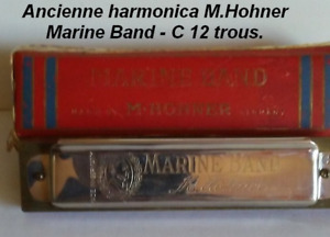 Anciennes Harmonica M.Hohner...$40.00 chacunes.