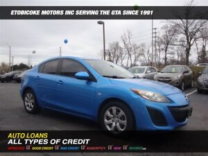2010 Mazda MAZDA3 GREAT ON GAS / POWER WINDOWS ..