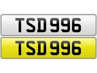 Looking to find owner of registration number TSD 996