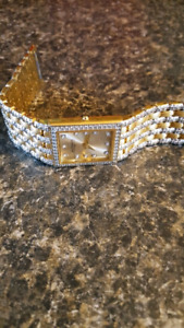 Men's Wittnauer Two Tone Watch For Sale